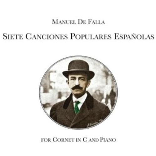 Printed copy of Siete Canciones populares Españolas