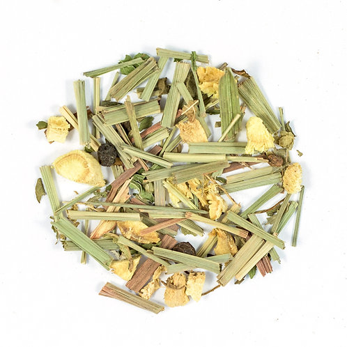 Lemon Grass & Ginger - Herbal Infusion (80g)