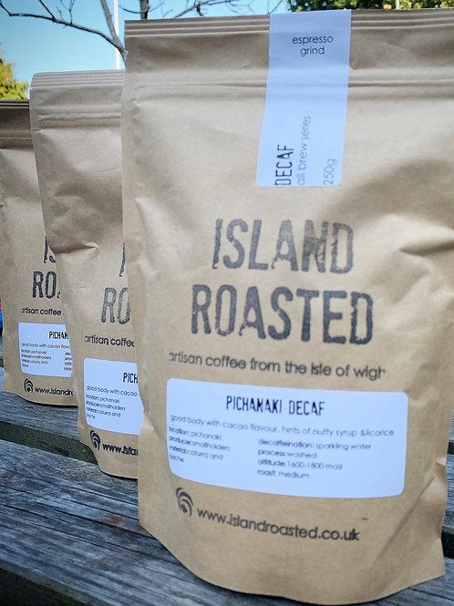 Decaf Ground Coffee - Pichinaki (250g)