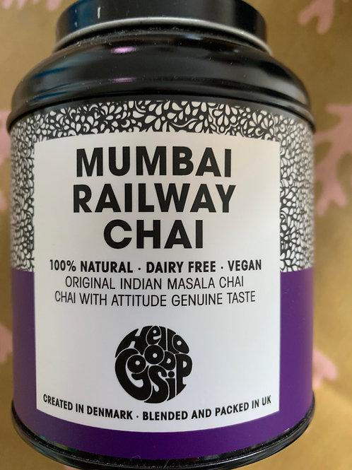 Mumbai Railway Chai