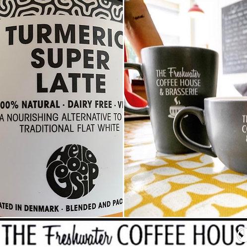 Turmeric Latte Mug Gift Set
