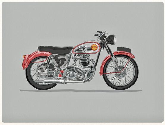 BSA Gold Star (Single Bike)