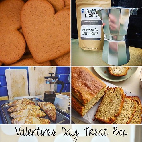 Valentines Day Treat Box