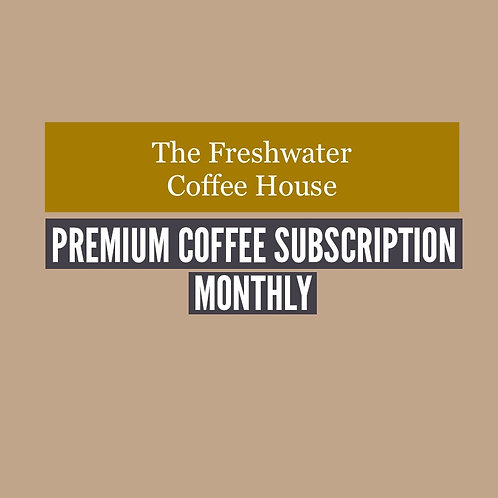 TFCH Monthly Coffee Subscription