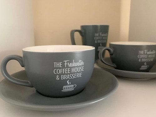 TFCH Cup & Saucer