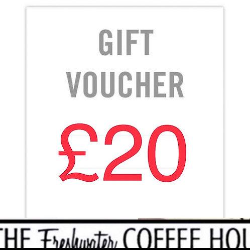 £20 TFCH Gift Voucher