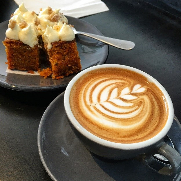 TFCH Coffee and Cake