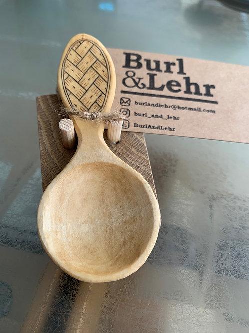 Buhrl and Lehr  'Weave' - Coffee Scoop