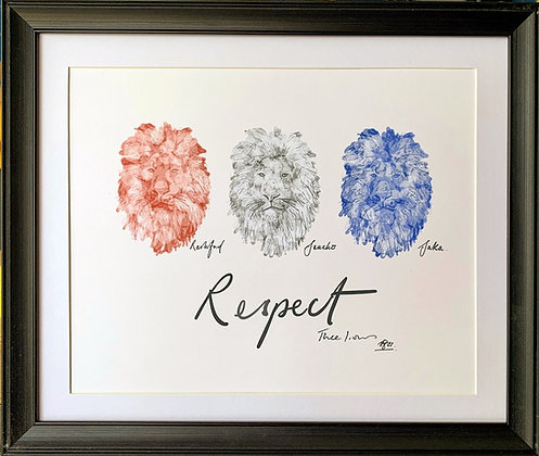 Respect (Limited Edition)
