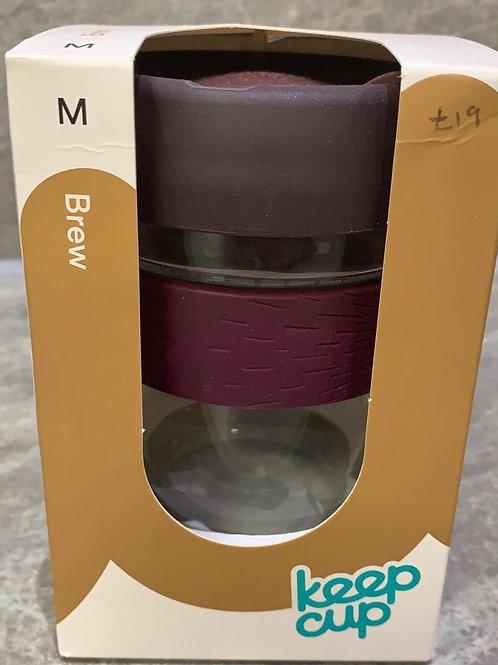 Glass Keep Cup (12oz)