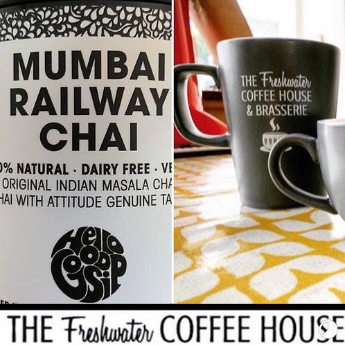 Mumbai Chai Latte Mug Gift Set