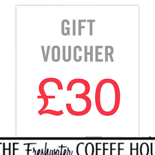 £30 TFCH Gift Voucher