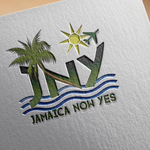 LOGO - JAMAICA NOW YES