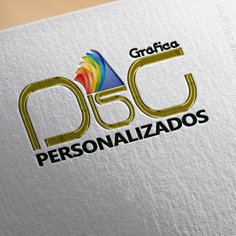 LOGO - GRAFICA D&G PERSONALIZADOS