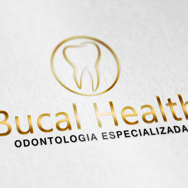 LOGO - BUCAL HEALTH