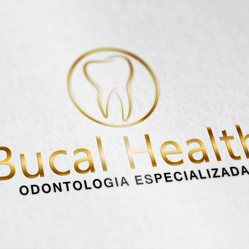 LOGO - BUCAL HEALTH