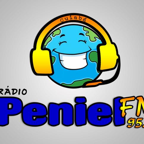 Logo Radio Peniel Fm 95.3