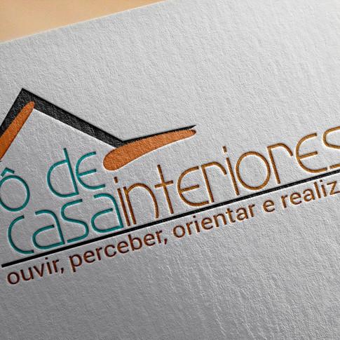 LOGO - Ô DE CASA INTERIORES