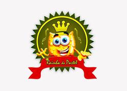 Logomarca Pastelaria Rainha do Pastel