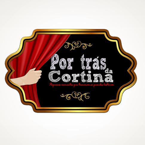 LOGO - POR TRÁS DA CORTINAS