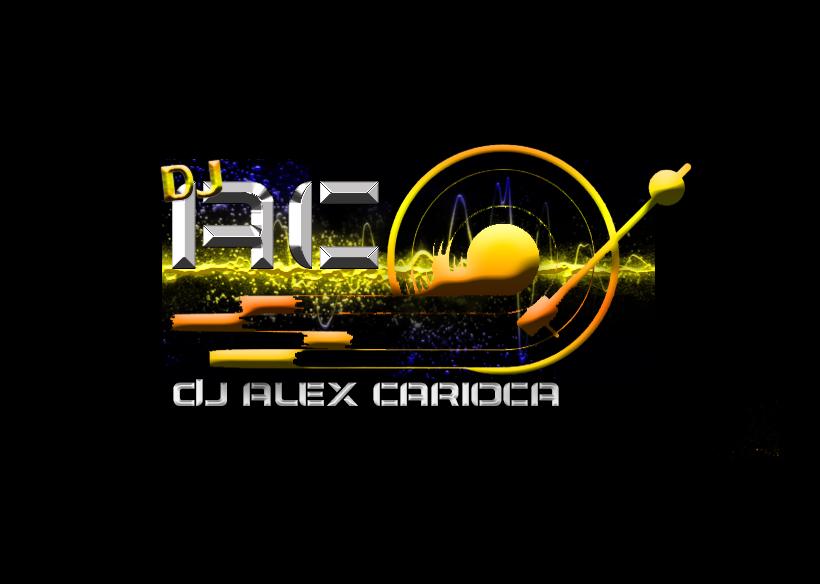 Logo DJ Alex Carioca