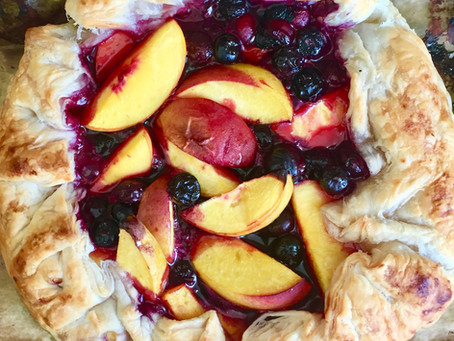 Reluctant Housewife: Rustic Tart