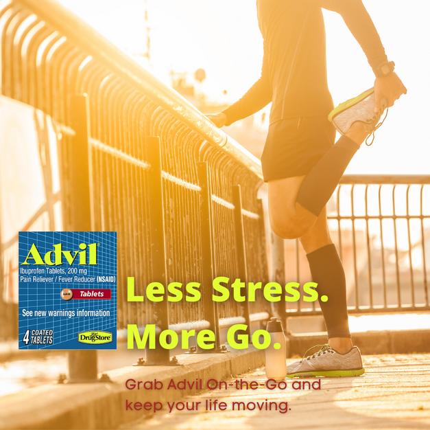 Advil Spec Ad