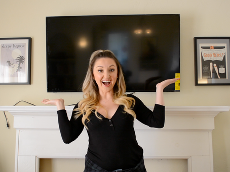 Reluctant Housewife: How-to Install a TV Wall Mount