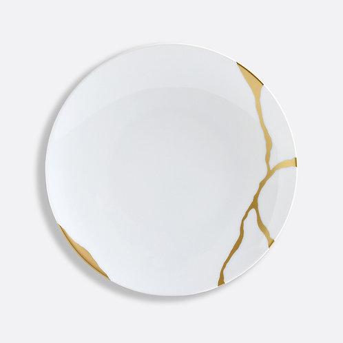 Assiette à dessert 21 cm Kintsugi Sarkis - BERNARDAUD