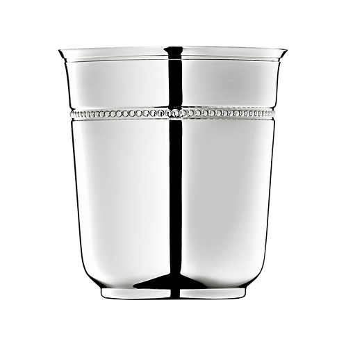 Timbale  collection Perles - Christofle