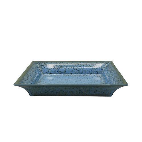 Vide poche GM 20x25cm Nymphéa - JAUNE DE CHROME