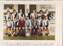 Winners Durham & Northumberland League 1978-79 001