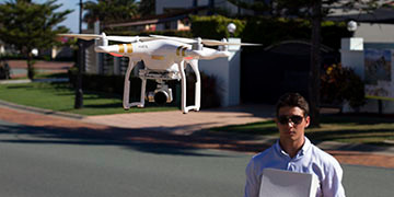 Drone Security potential at Commonwealth Games