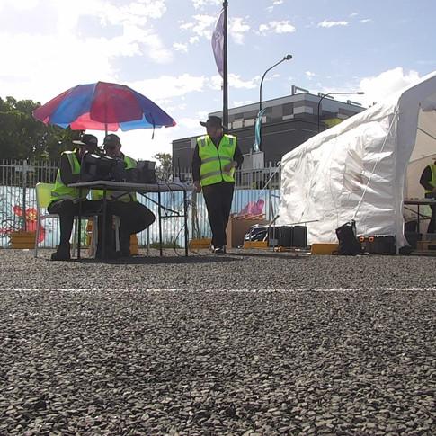 Guards assist RPAS pilots surveillance