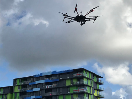 Police Issue Drone Warning