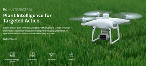 Drone agriculture phantom 4 multispectral