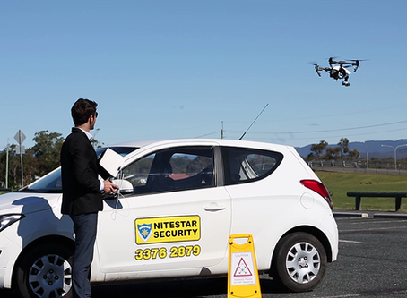 Gold Coast Commonwealth Games may be monitored by drones