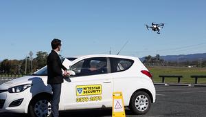 Drone Security in Brisbane