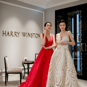 Events |Trinity Bridal X Harry Winston Workshop