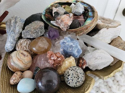 Crystals & Healing Online Class (Dec 2020)