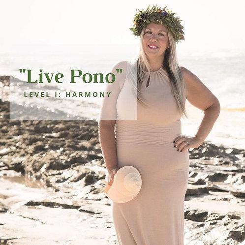 Live Pono I: January 2021