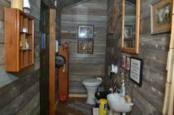 Private washroom facilites