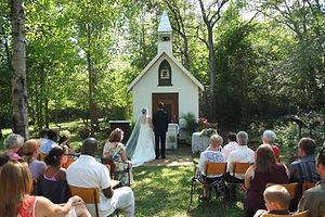 LIttle White Chapel - sm wedding