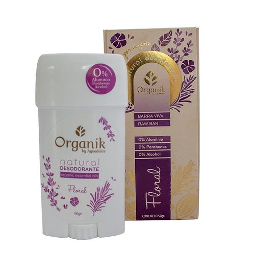 Desodorante Natural - Florar Organik