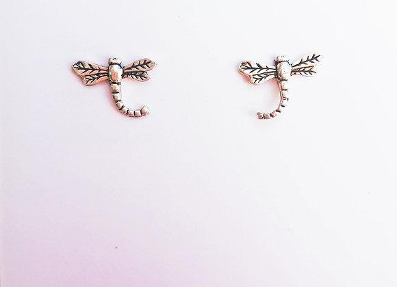 Mini Dragonfly plata
