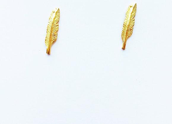Mini feather oro