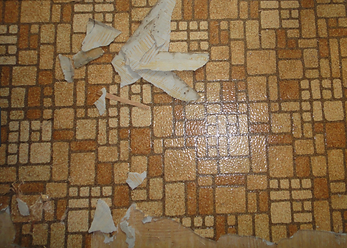 Removal of Asbestos Tile Floors | CB Tile Removals | Perth