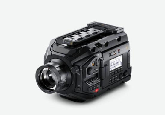 BMD 4K Studio Fiber Cameras