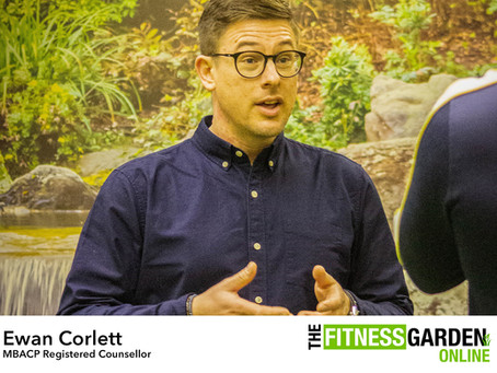 HEALTHY MINDS AT THE FITNESS GARDEN
