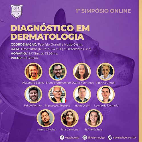 1º Simpósio Online de Diagnóstico em Dermatologia